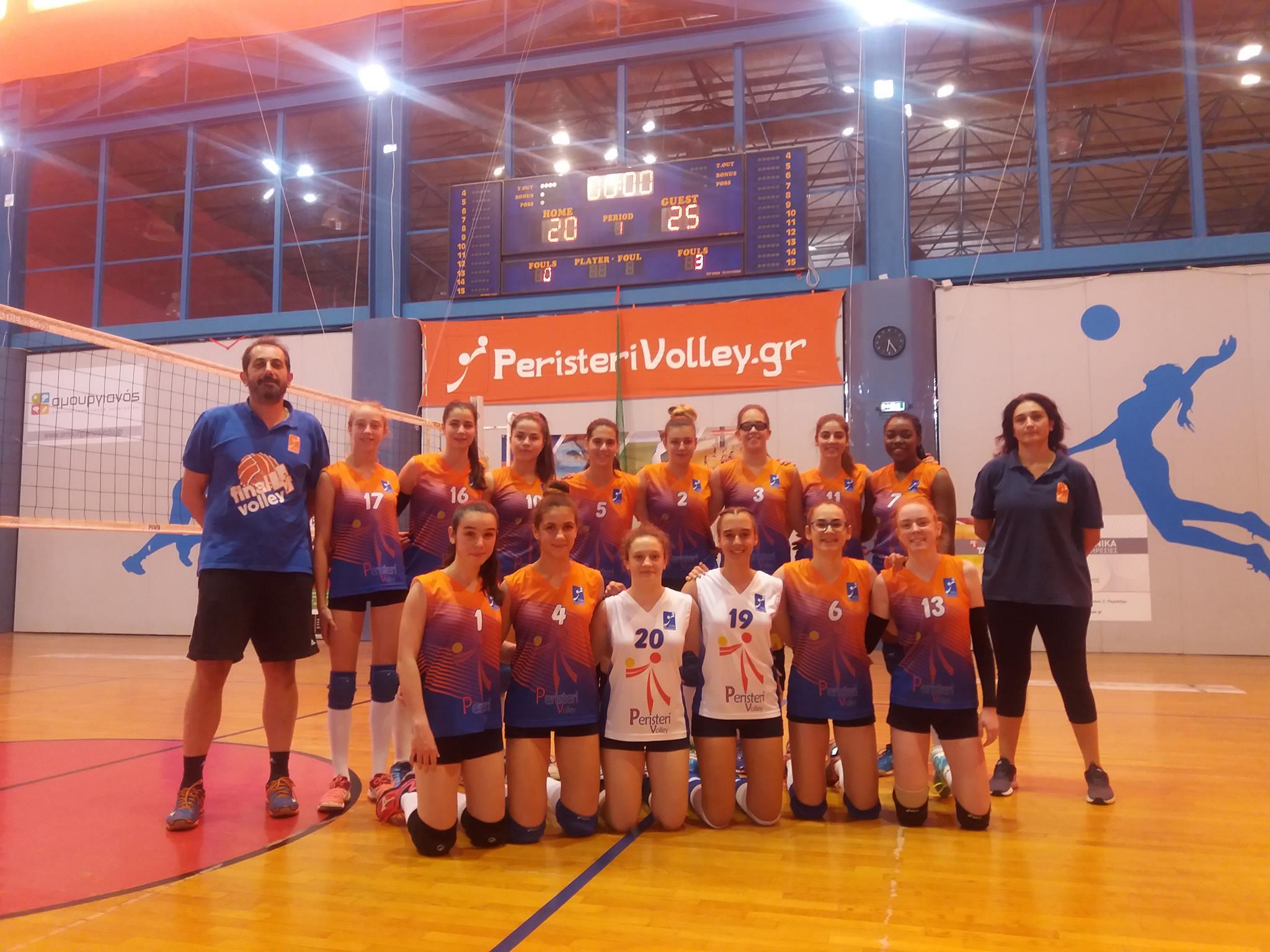 Η πρώτη νίκη ήρθε για τα κορίτσια μας!